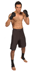 Mma Grappling Shorts Faze
